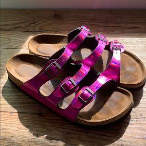 Birkenstock Birk Soft Footbed 38 Pink